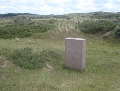 Monument 199 Verzetsleden Zuid-Kennemerland