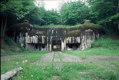 Maginot Line - Fort Kobenbusch