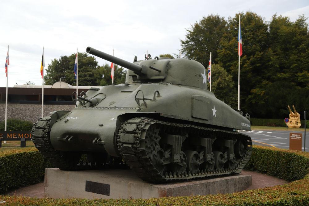 M4A1 Sherman Tank Bayeux