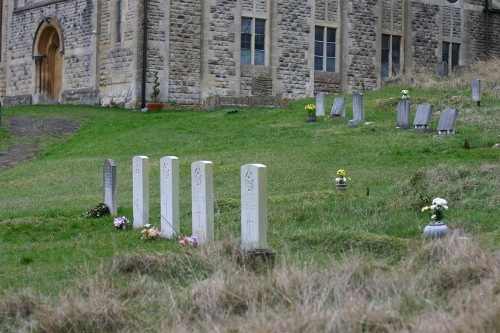 Commonwealth War Graves Chalford Tabernacle Graveyard