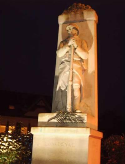 War Memorial Longueval
