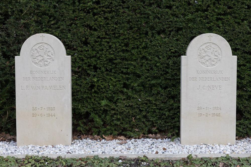Nederlandse Oorlogsgraven IJzendijke