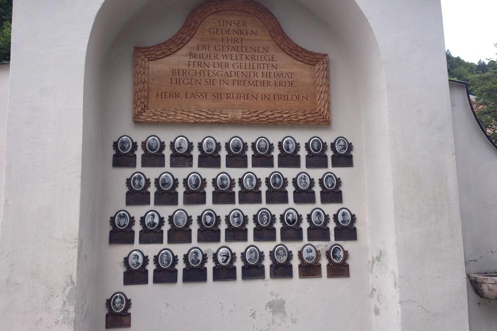 Monument Begraafplaats Berchtesgaden