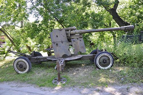 85mm M1939 (52-K) AA Gun