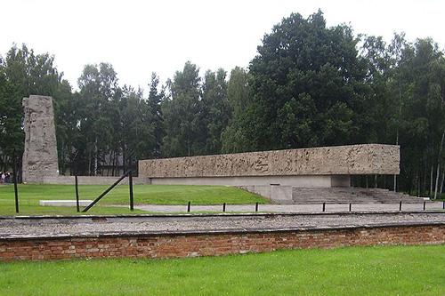 Monument Concentratiekamp Stutthof