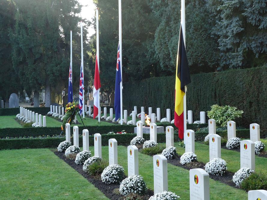 Oorlogsmonument Algemene Begraafplaats Maastricht