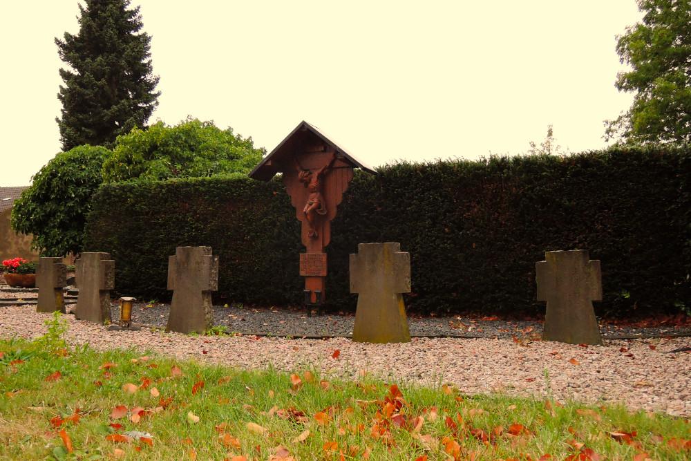 Duitse Oorlogsgraven Saeffelen