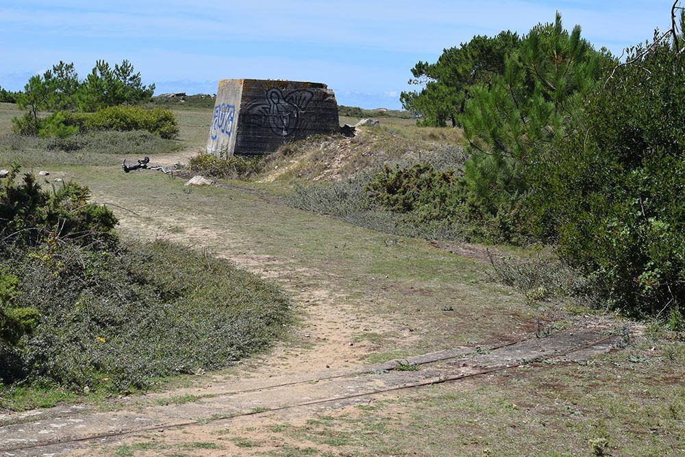 Stützpunkt Va 300 - Atlantikwall Structure