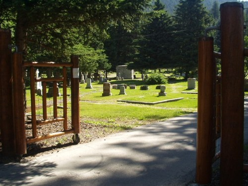 Commonwealth War Graves Banff Old Cemetery