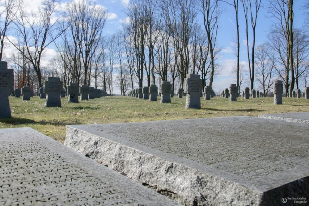 German War Cemetery Cheb