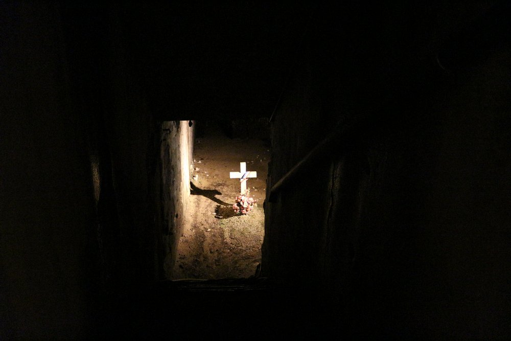 Symbolic Grave French Fallen