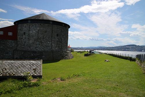German Anti-aircraft Battery Munkholmen