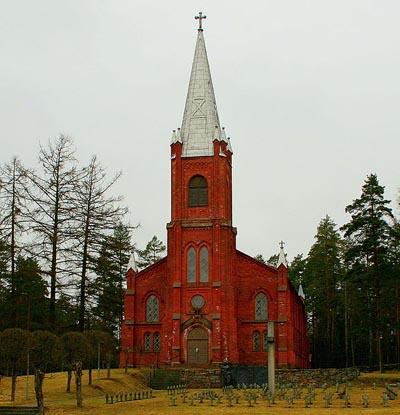 Finnish War Graves Sippolan