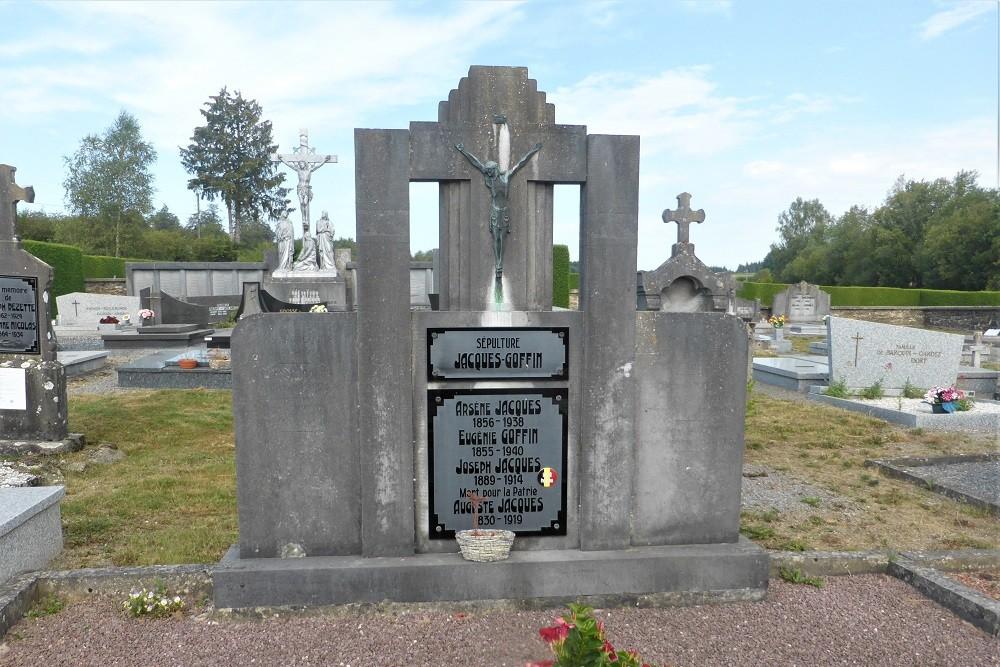 Belgian War Graves Carlsbourg