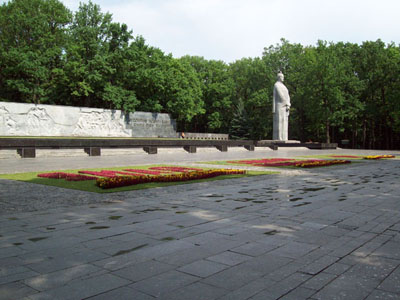 Cemetery of Honour & Memorial Kharkiv