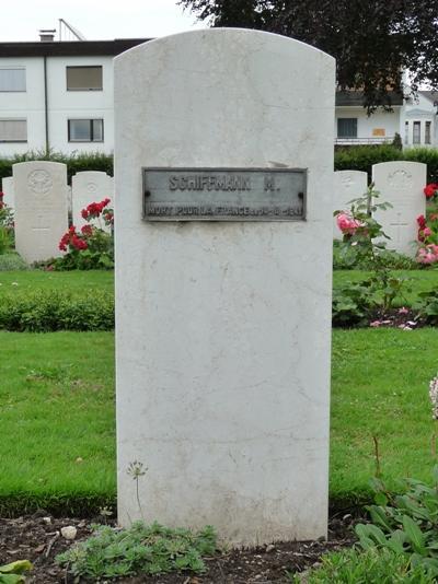 French War Grave Klagenfurt