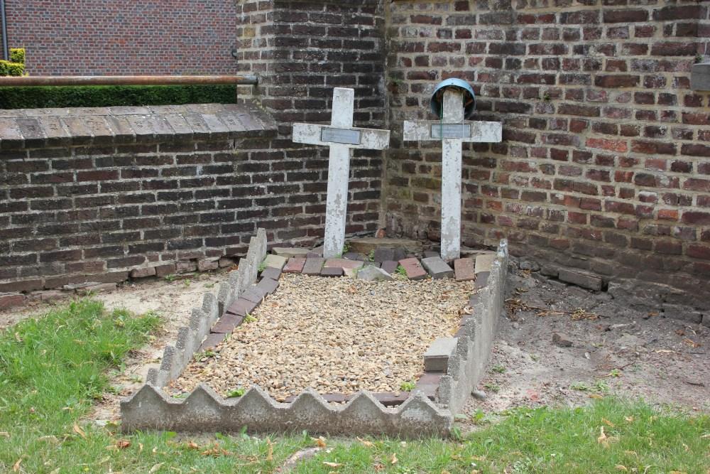 Belgische Oorlogsgraven Kleine-Spouwen