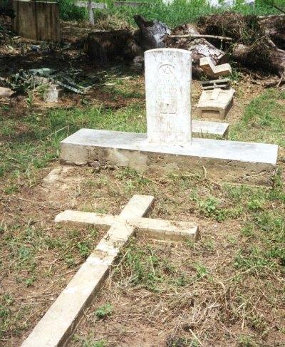 Oorlogsgraven van het Gemenebest Sassandra