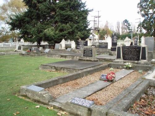 Oorlogsgraf van het Gemenebest Harewood Anglican Church Cemetery