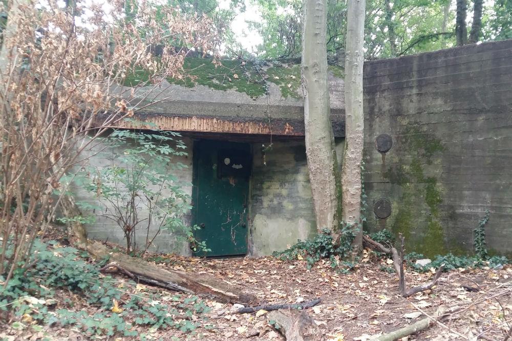 Stützpunkt Clingendael - Regelbau 625 Bunker