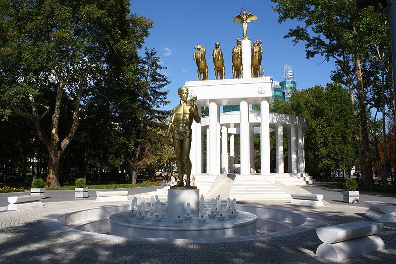 Monument Omgekomen Helden