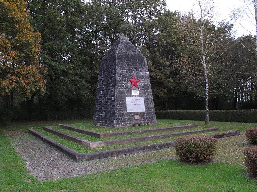 Sovjet Oorlogsbegraafplaats Fürstenfeld