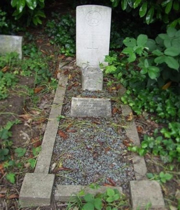 Oorlogsgraf van het Gemenebest Billericay United Reformed Church Cemetery
