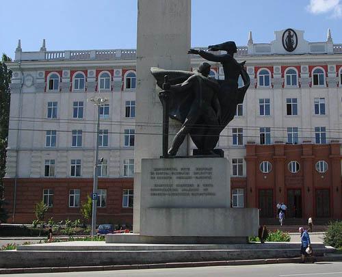 Liberation Memorial Moldova