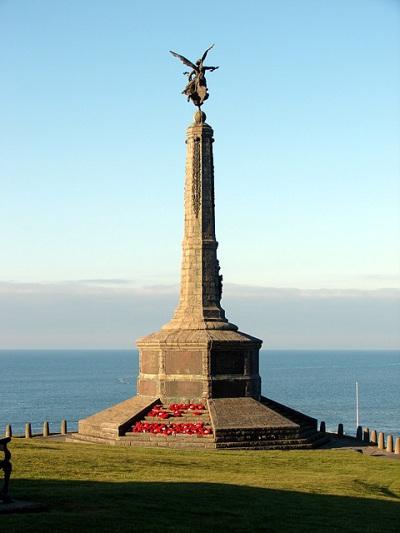 War Memorial Aberystwyth