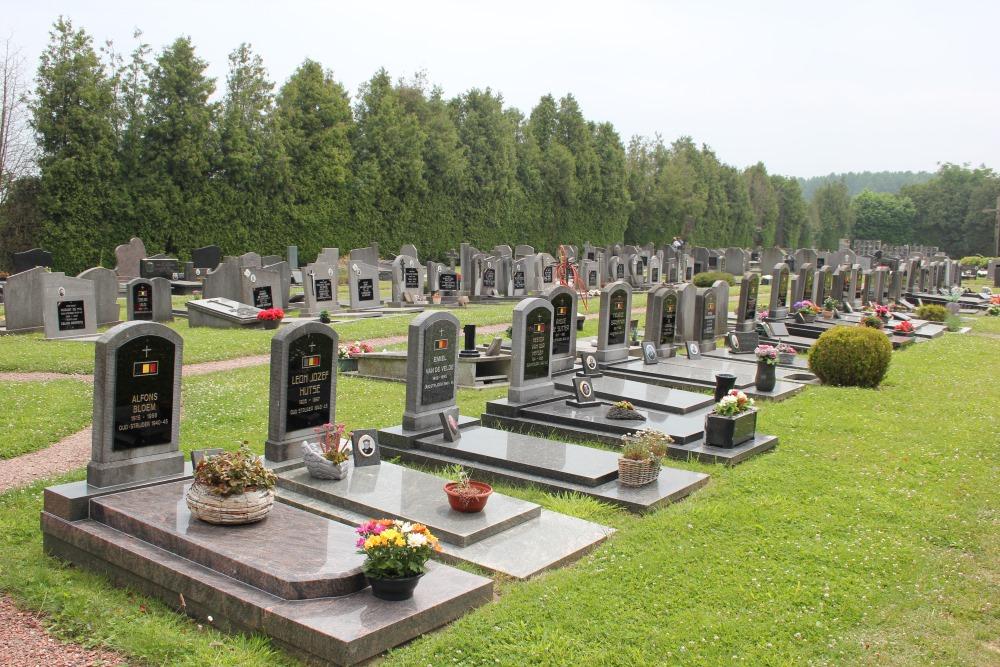 Veteran Cemetery Bavegem