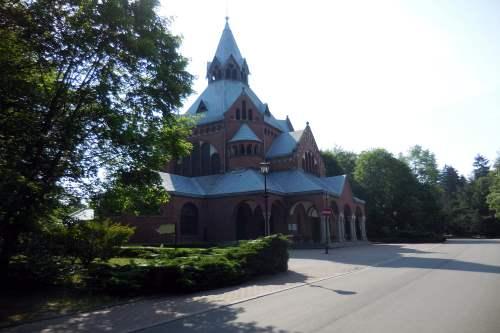 Centrale Begraafplaats Szczecin