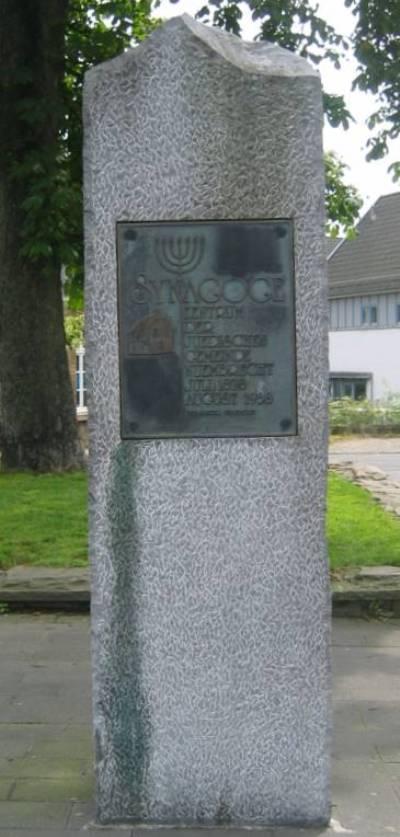 Memorial Synagogue Nümbrecht
