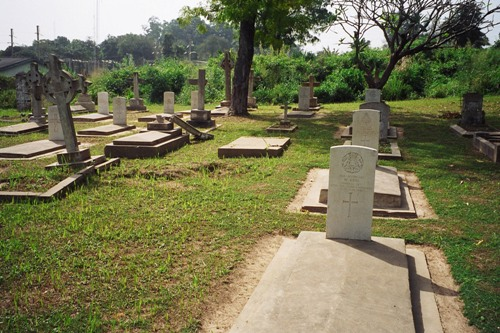 Commonwealth War Graves Enugu Town Cemetery