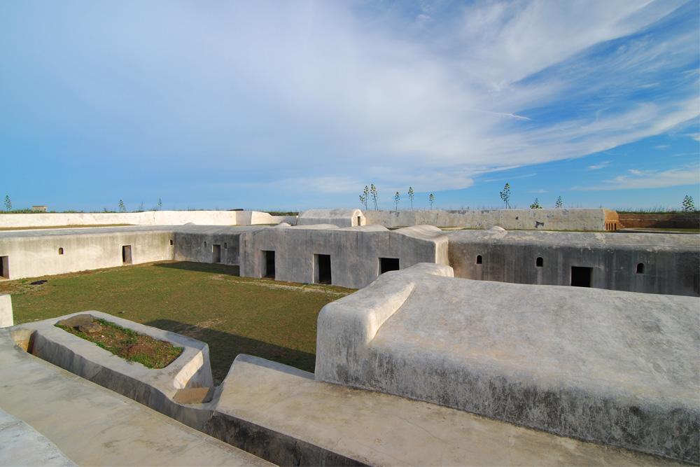 Xiyu Eastern Fort