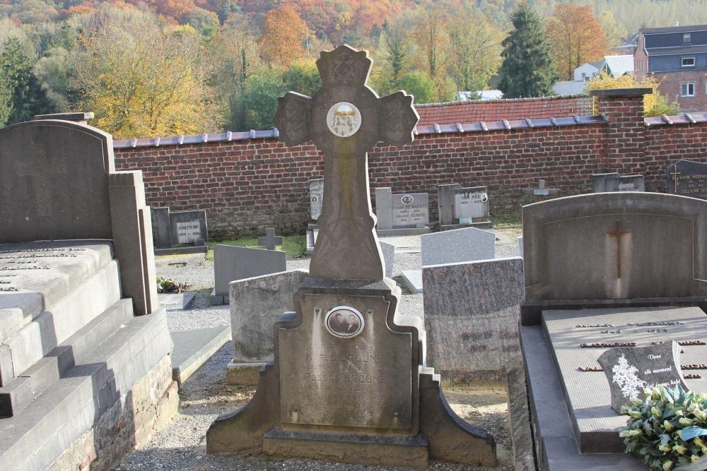 Belgian War Graves Tombeek