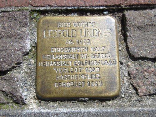 Stumbling Stone Franz-Ludwig-Straße 24