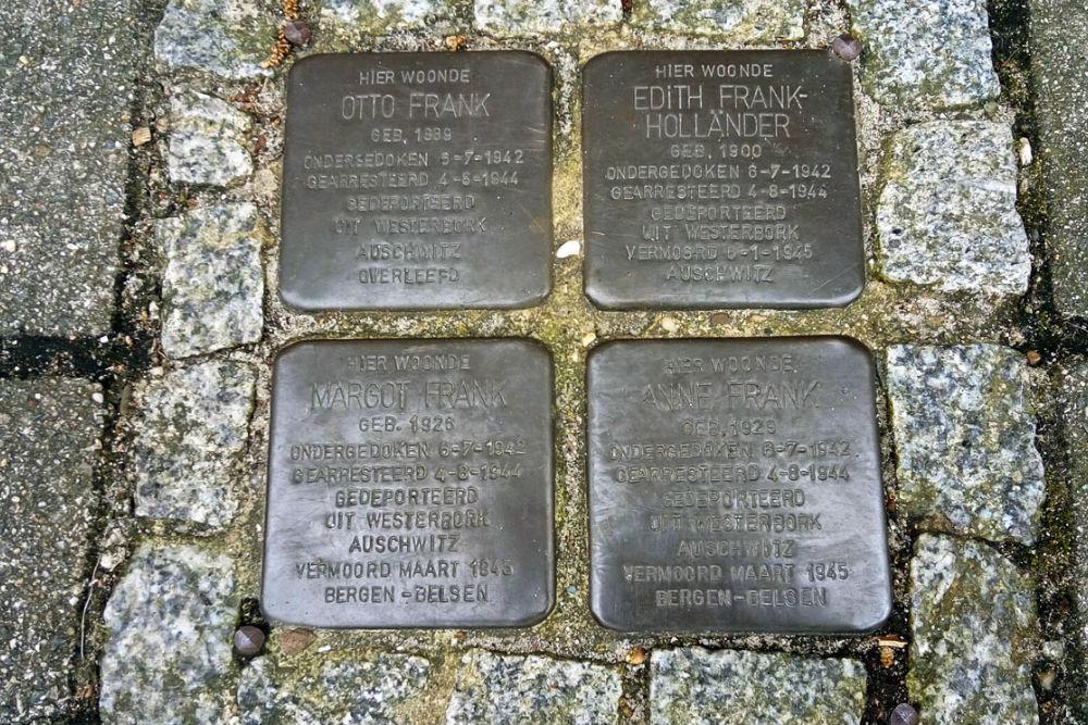 Anne Frank Stichting koopt woonhuis Anne