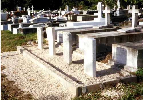 Oorlogsgraven van het Gemenebest Belize City