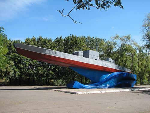 Monument Mariniers (Landingsboot