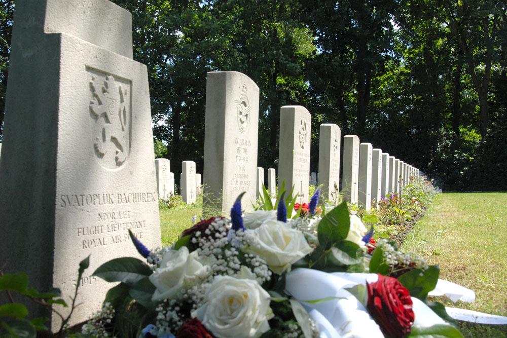 Czechoslovakian War Graves Texel