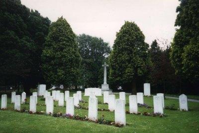 Oorlogsgraven van het Gemenebest Cardiff Western Cemetery