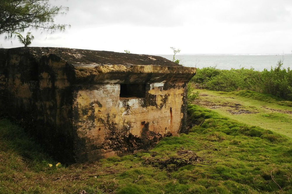 Japanese Bunker Yona