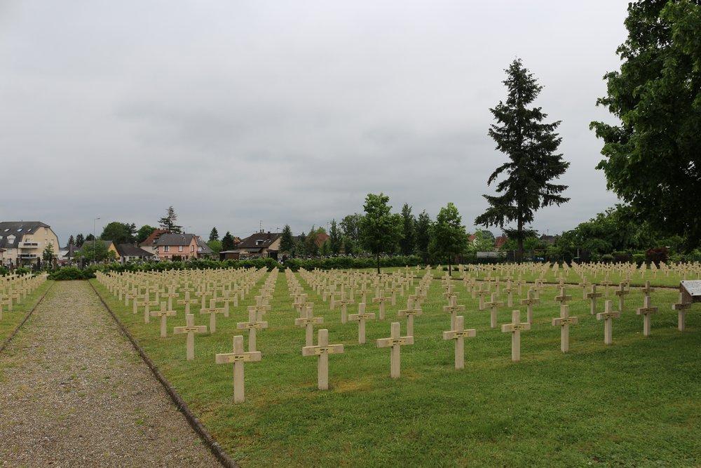 French War Cemetery Haguenau