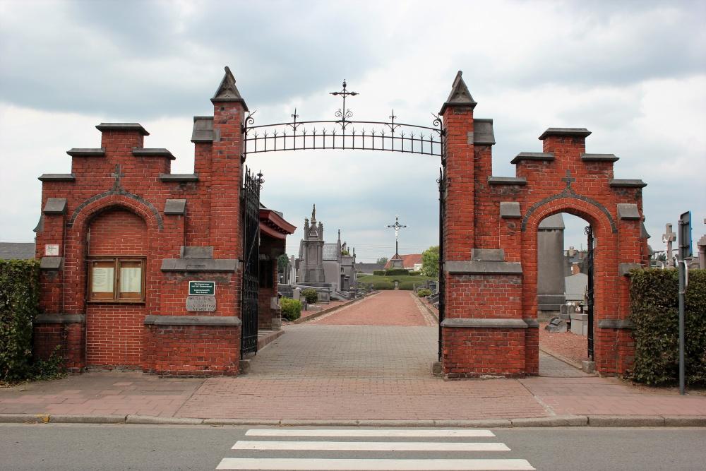 Oorlogsgraven van het Gemenebest Wervik