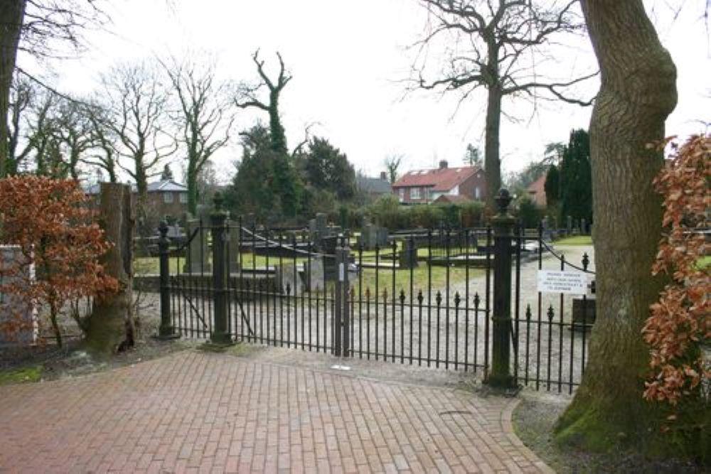 Nederlands Oorlogsgraf N.H. Begraafplaats