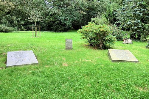 Duitse Oorlogsgraven Warnemünde