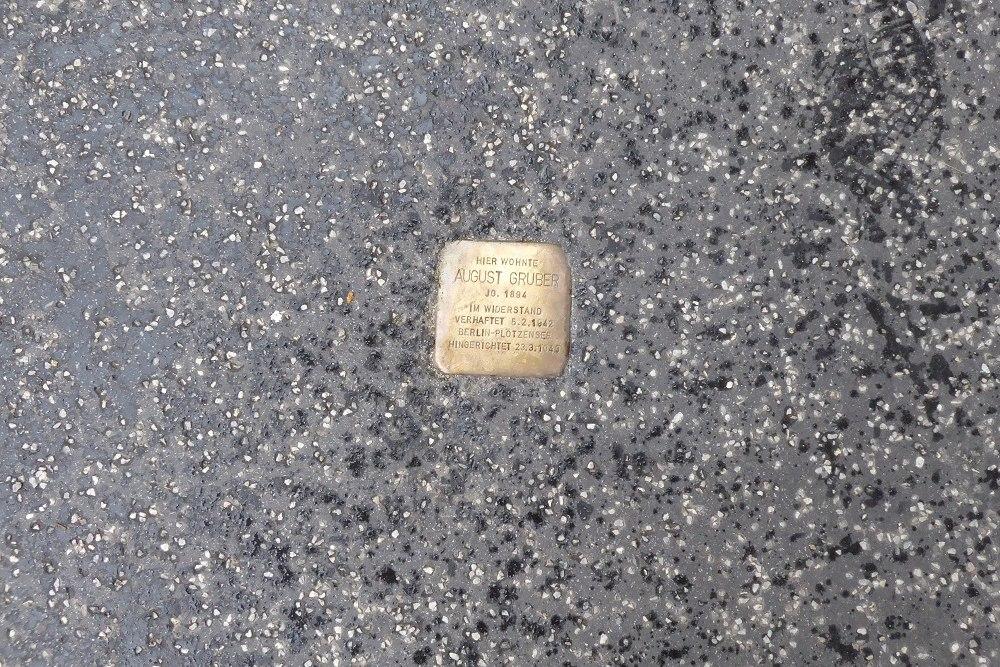 Stumbling Stone Herbert-von-Karajan-Platz 2