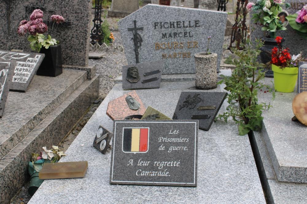 Veteran War Graves Taintignies
