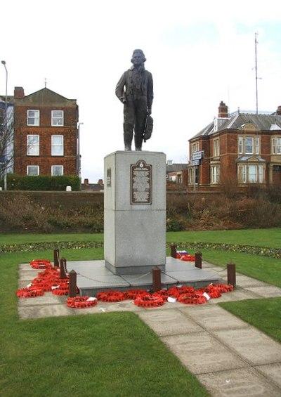 Monument RAF North Coates Strike Wing