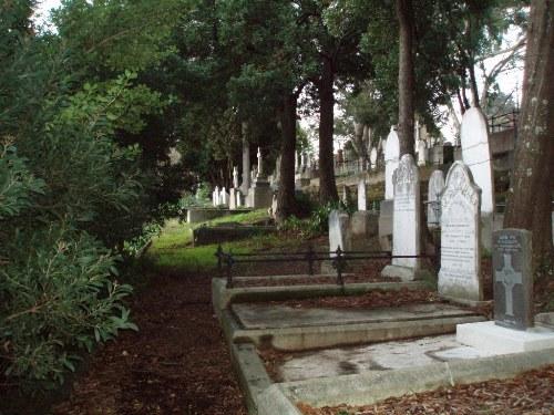Oorlogsgraven van het Gemenebest Napier Old Cemetery
